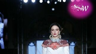 Desfile de Javier Mojarro en We Love Flamenco 2020