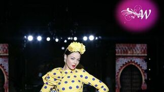 Desfile de Johanna Calderón en We Love Flamenco 2020