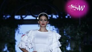 Desfile de Laura Santos en We Love Flamenco 2020