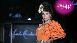 Desfile de Lola Azahares en We Love Flamenco 2020