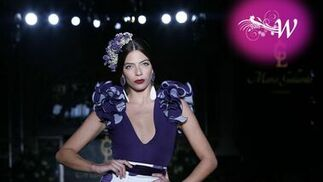 Desfile de Mario Gallardo en We Love Flamenco 2020