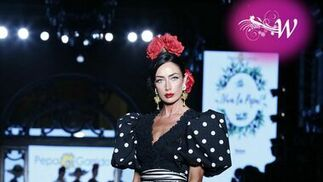 Desfile de Pepa Garrido en We Love Flamenco 2020