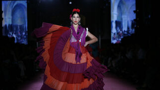 Desfile de Rocío Peralta en We Love Flamenco 2020