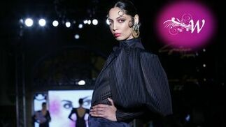 Desfile de Santana Diseños en We Love Flamenco 2020
