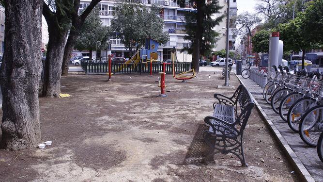 El Ayuntamiento reurbanizará la Plaza Pepe da Rosa, en Los Remedios.