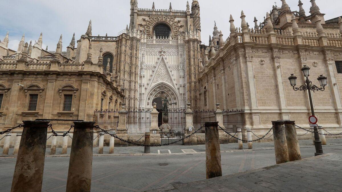 Así será la reapertura de la Catedral de Sevilla al culto público