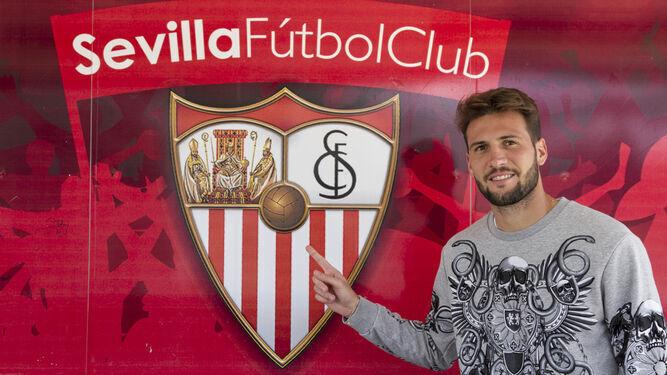 Franco Vázquez ya vislumbra un futuro fuera de Sevilla