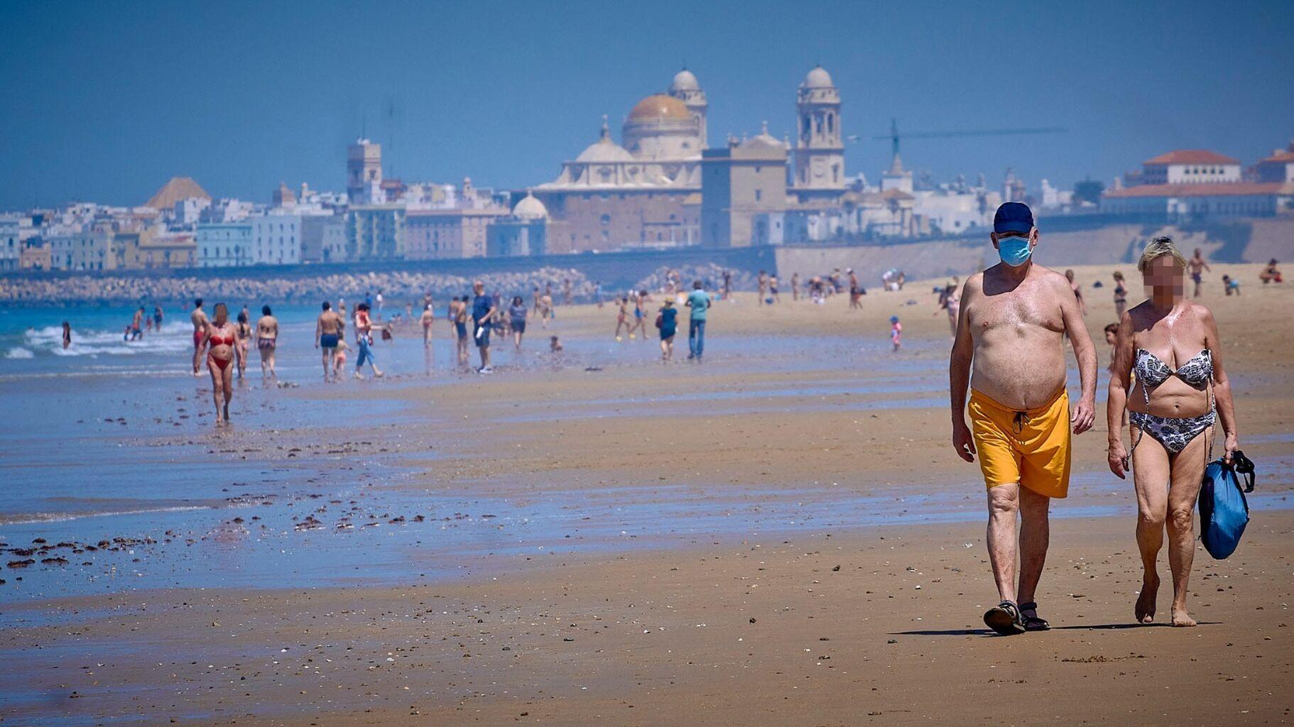Así serán las playas tras el COVID -19: distanciamiento social e higiene extrema