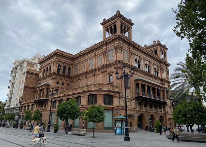El Coliseo España.