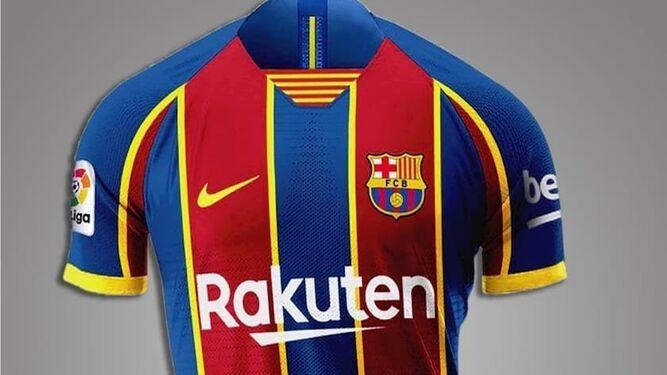 El Fc Barcelona Se Queda Sin Equipacion Nueva Porque Sus Camisetas Despintan Con El Sudor
