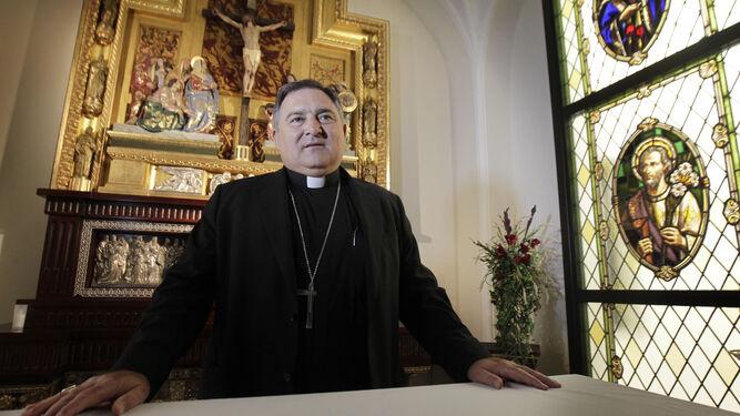 El sevillano José Mazuelos, nombrado obispo de Canarias