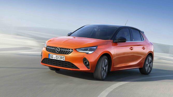 Opel Corsa E Un Utilitario Electrico Con Genio