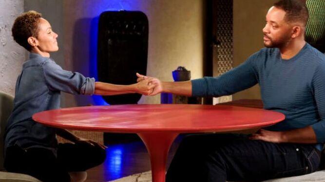 Video: La infidelidad de Jada a Will Smith, récord histórico en Facebook