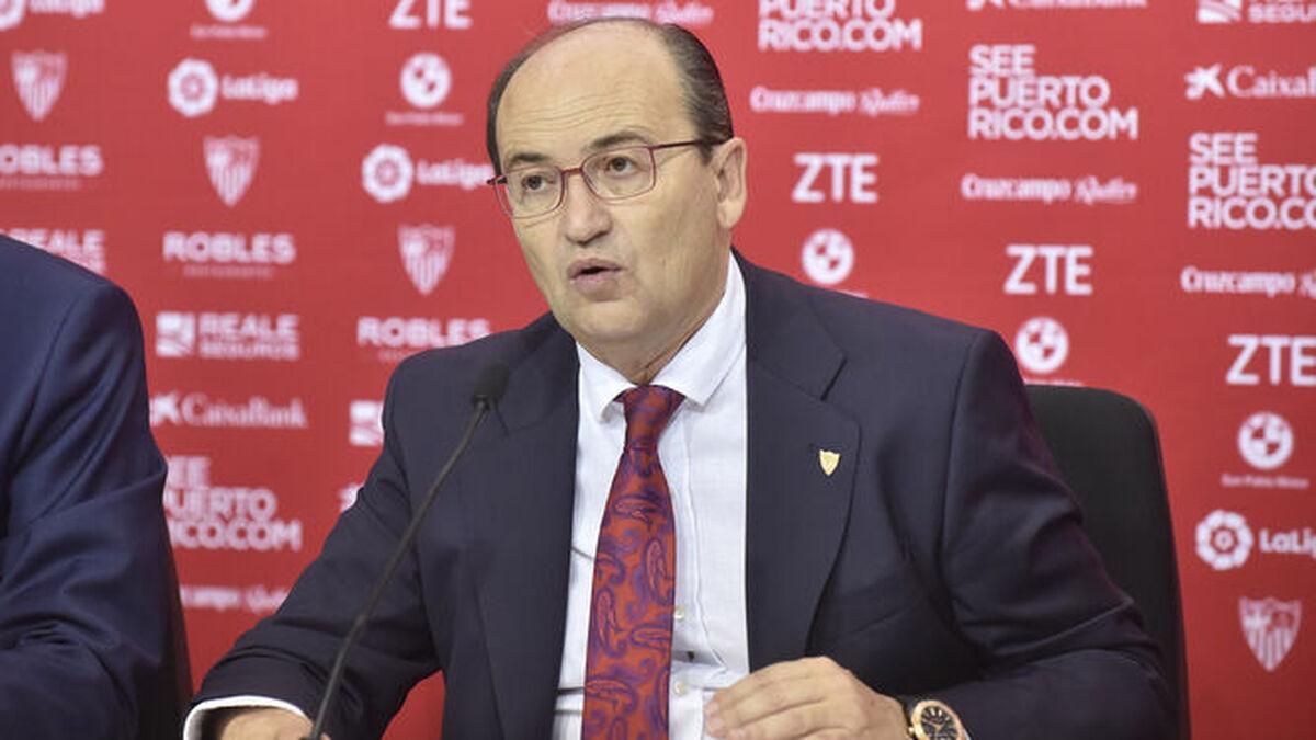 """Castro: """"No sé lo que tardaremos, pero un año vamos a ganar la Liga"""""""
