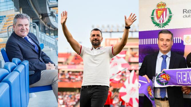 Presidentes, entrenadores, directores deportivos... el éxito que se aprende en el Sevilla