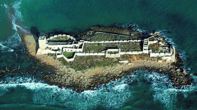 Château de Sancti Petri.