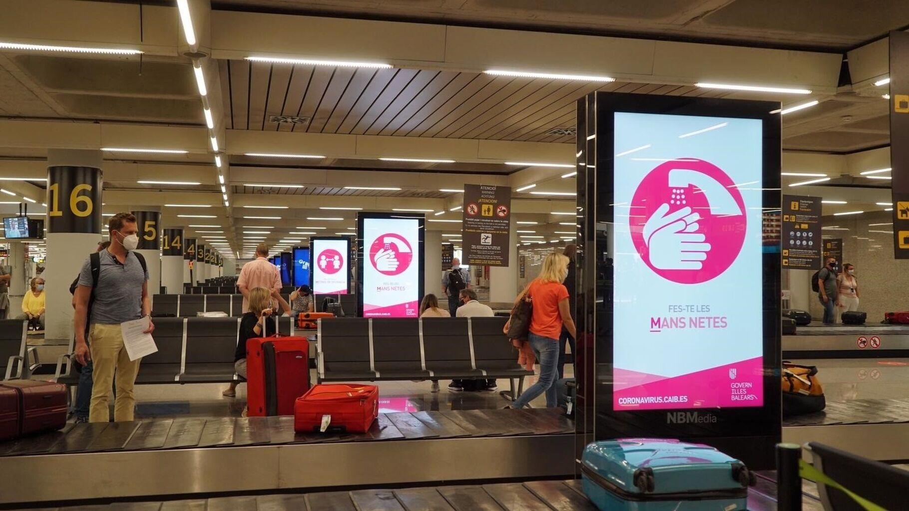 Suiza también  impone cuarentena a los viajeros que proceden de España