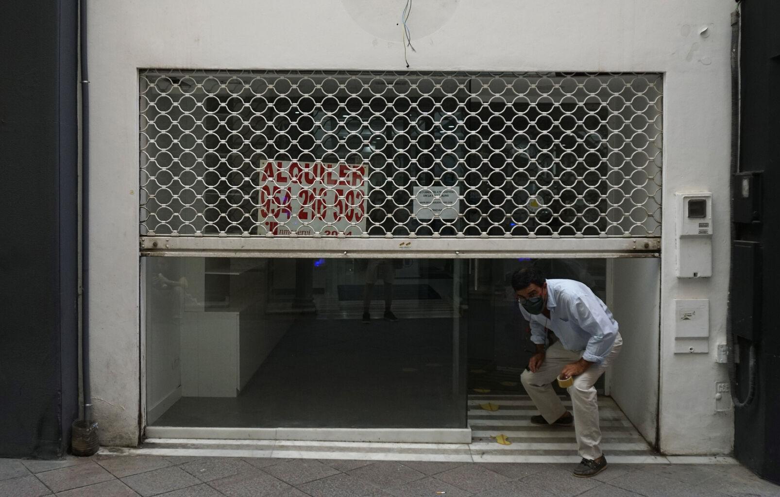 El Comercio De Sevilla Agoniza Con La Pandemia