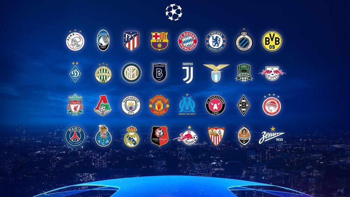 Así será el sorteo de la Champions League 2020 - 2021