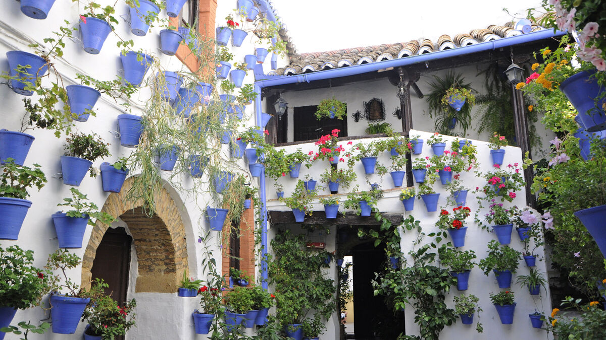 Córdoba Abre Sus Patios En Octubre