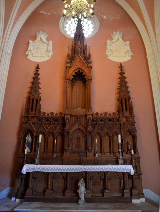 Oratorio de la Virgen de Consolación