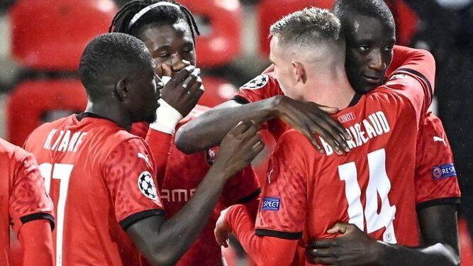 Uefa Champions League Rennes Y Krasnodar Los Otros Rivales Del Sevilla Tambien Firman Un Empate 1 1