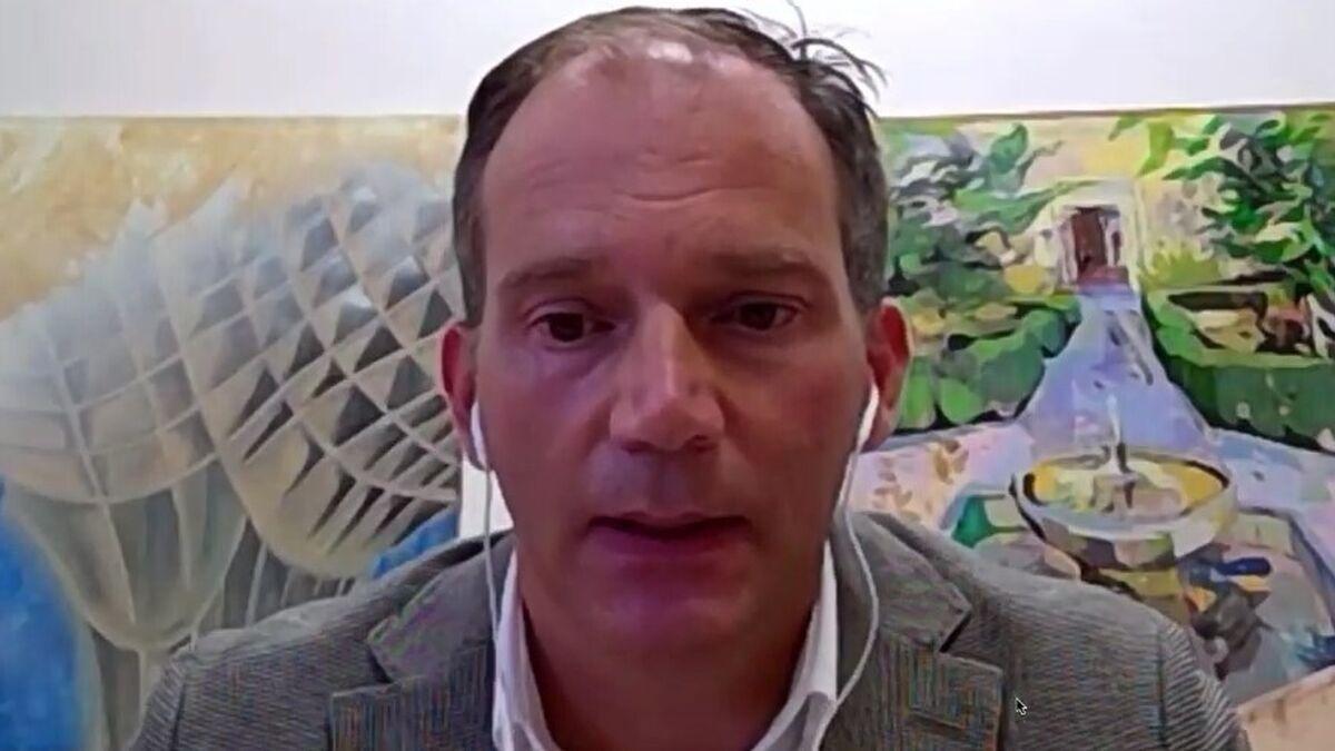 Benigno López, Benigno López jefe de División de Medio Ambiente de EMASESA.
