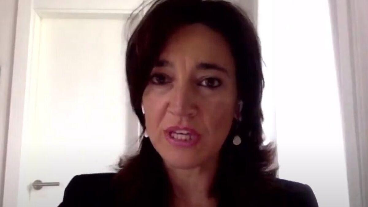 Cristina Monge, politóloga y profesora de sociología en la Universidad de Zaragoza.