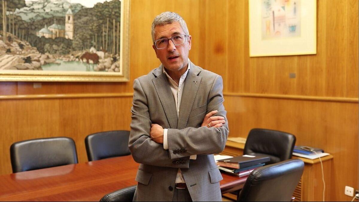 Hugo Morán, secretario de Estado de Medio Ambiente.