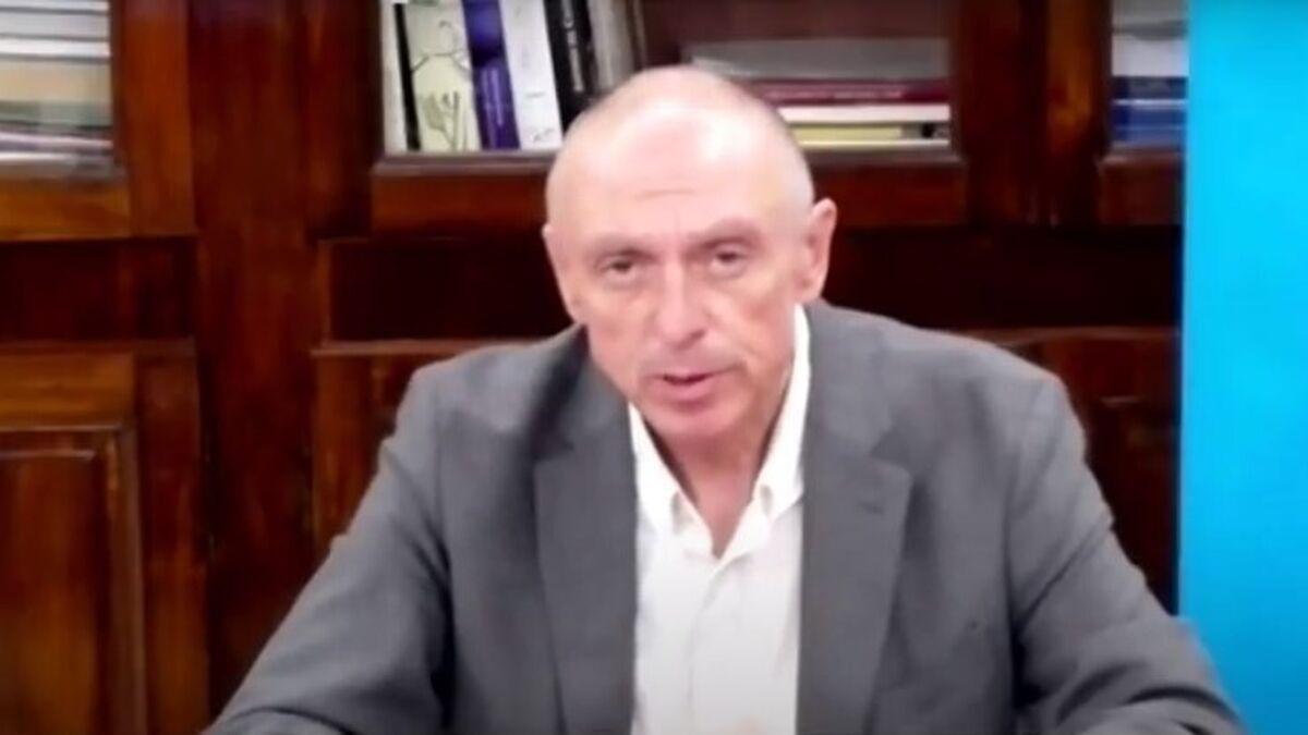 Jaime Palop, consejero delegado de EMASESA.