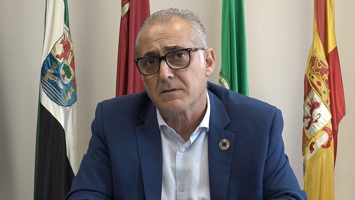 Joaquín Páez, presidente de la Confederación Hidrográfica del Guadalquivir.