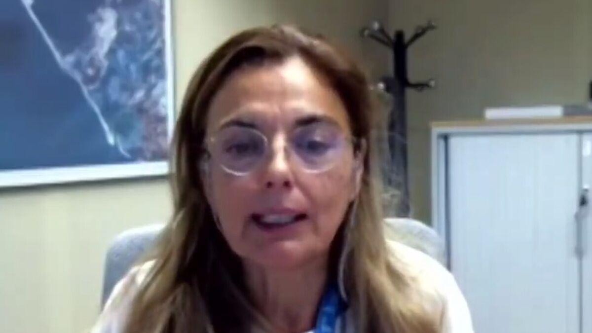 Carmen Mena, jefe de Unidad-Economía Circular & Liderazgo Industrial del Joint Research Centre Unión Europea.