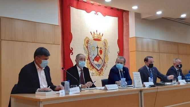 """El abogado Francisco Barrionuevo presenta el libro """"Presunción de Culpabilidad. ¿Estado de Derecho?"""""""