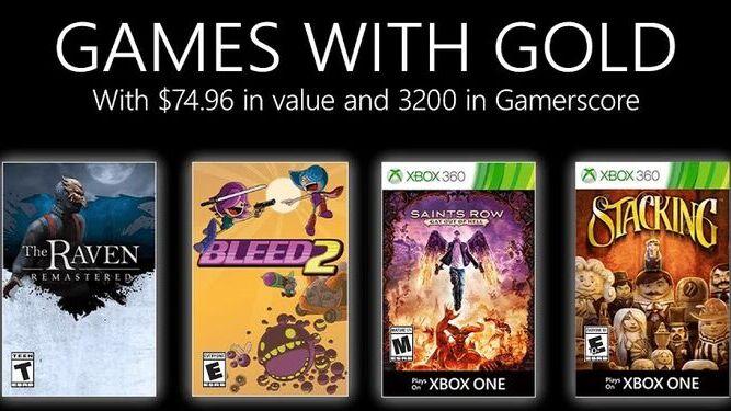 Éstos son los juegos Games With Gold de diciembre