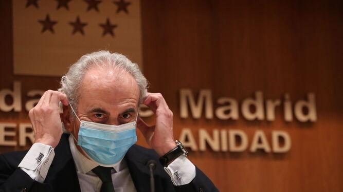 Madrid levanta limitaciones el lunes en 13 zonas y suma una nueva en Móstoles