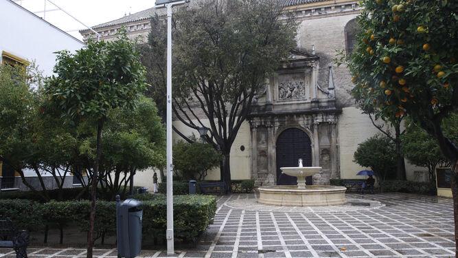 Parques y Jardines revisa las plazas del centro para mejorar su ornamentación