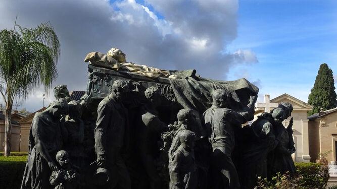 Protección para los ilustres del cementerio de Sevilla