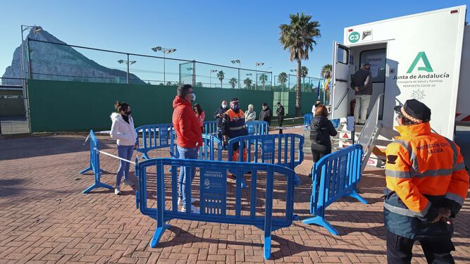 Salud cierra los ocho municipios del Campo de Gibraltar por el aumento de casos de Covid