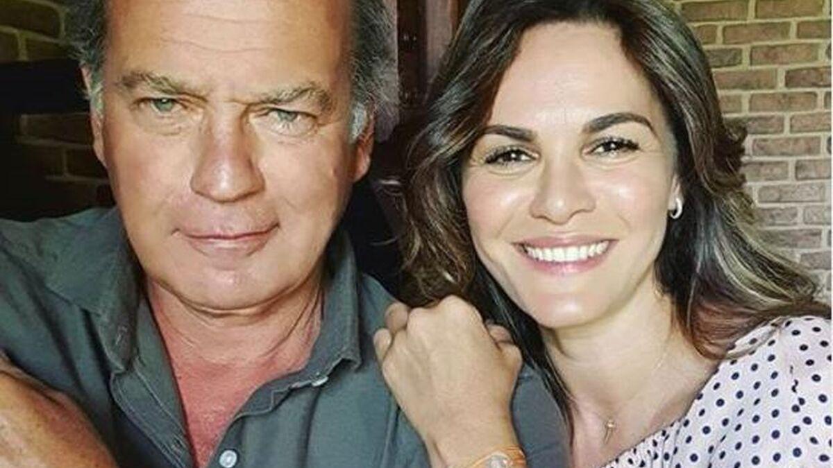 Bertín y Fabiola, en una de sus fotos de Instagram.