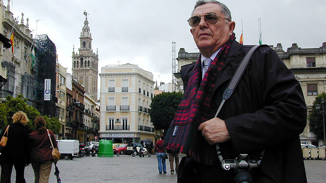 El fotógrafo Jesús Martín Cartaya tendrá una calle dedicada en Triana