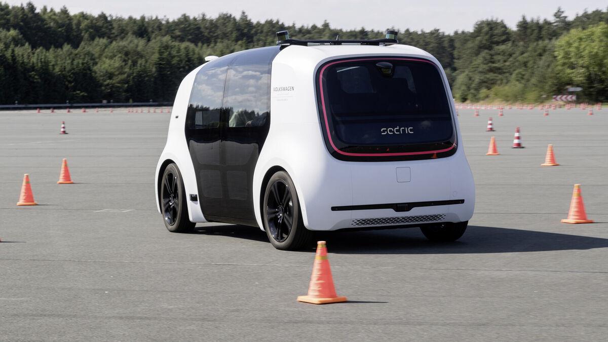 Volkswagen y Microsoft colaboran en el desarrollo del coche autónomo