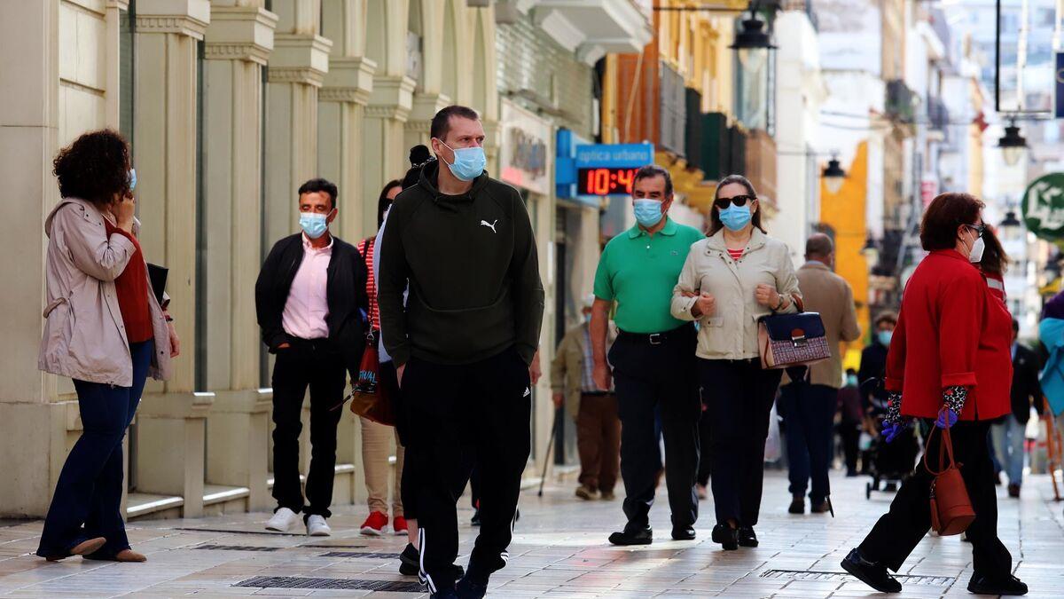 Coronavirus: Los contagios siguen cayendo en una nueva jornada sin fallecidos