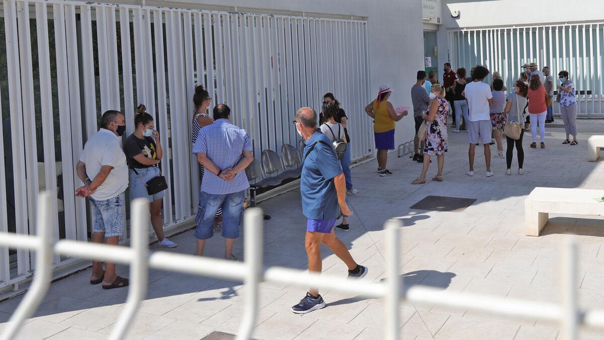 Andalucía retomará citas presenciales en centros de salud la próxima semana