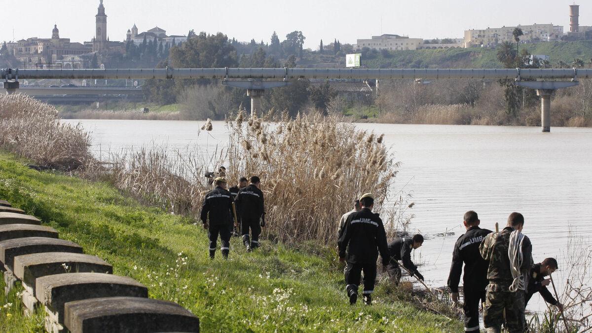 Un anónimo enviado a la familia situaba el cuerpo de Marta en La Algaba