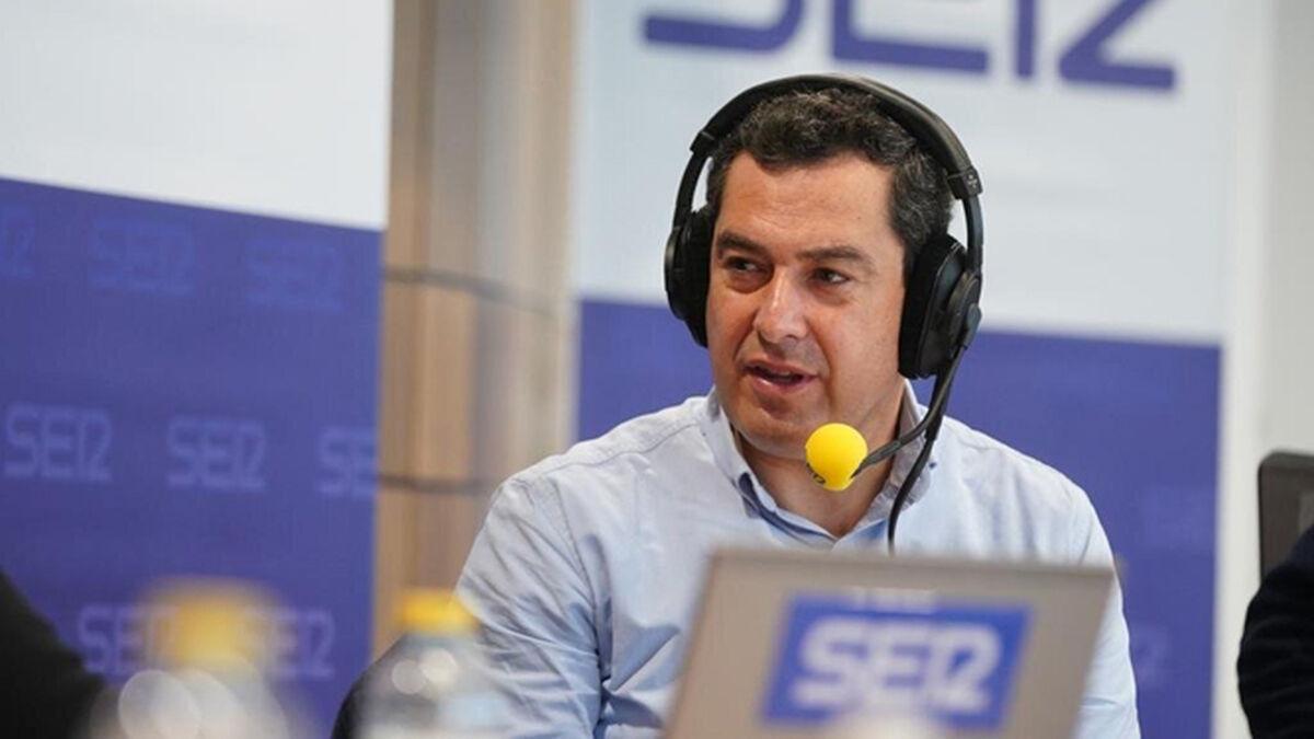 """Moreno Bonilla asegura que la cepa británica es ya """"dominante"""" en Andalucía"""