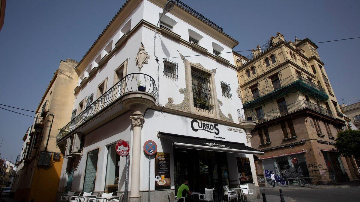 Cae el 'Boxeador', conocido delincuente del centro de Sevilla
