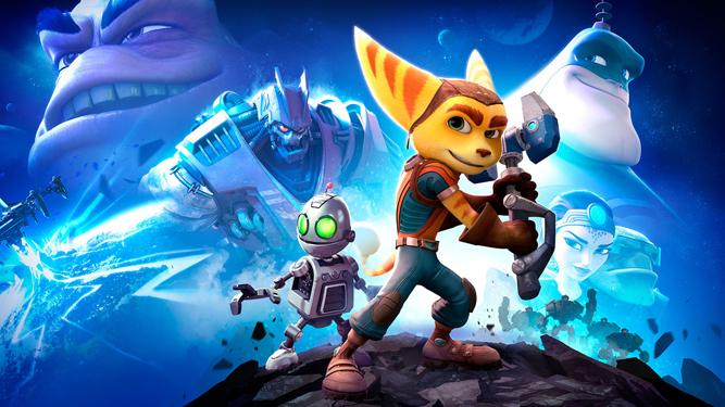 'Ratchet & Clank' se puede descargar gratis durante tiempo limitado en PS4 y PS5