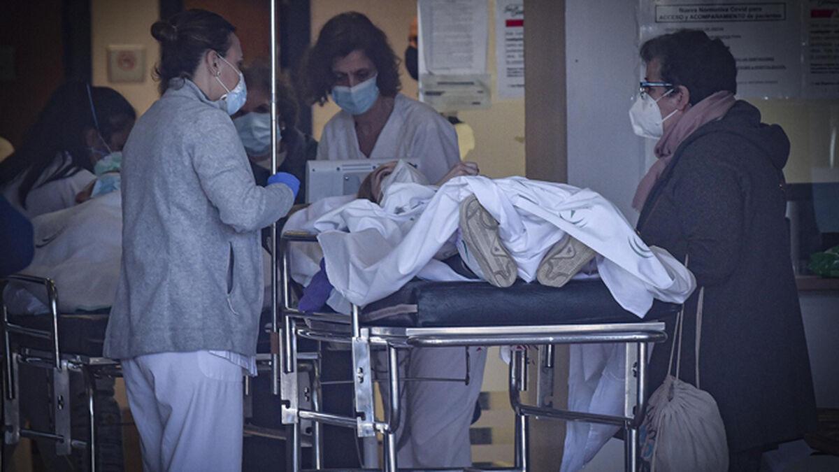 Desplome de nuevos casos de Covid-19 en Andalucía