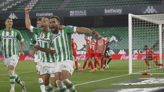 Crónica Betis 2-1 Granada