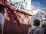 El fotógrafo Jesús Martín Cartaya ya tiene su calle en Triana